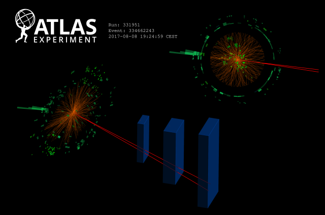 Higgs boson Dalitz decay observed by ATLAS