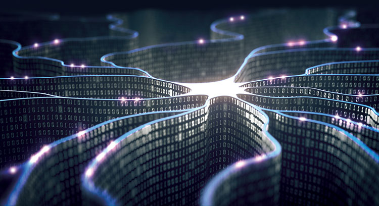 Deep-learning algorithms for particle physics